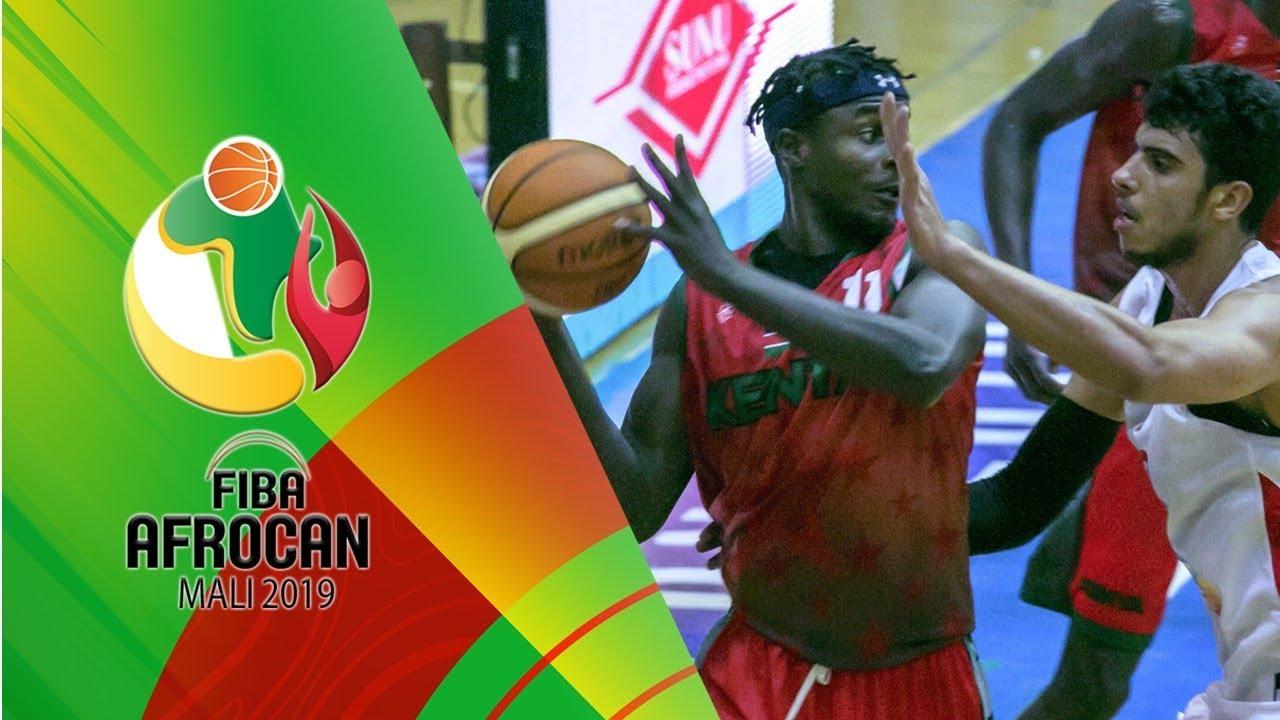 Tunisia v Kenya - Full Game - FIBA AfroCan 2019