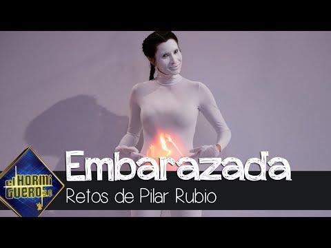 Pilar Rubio anuncia que está embarazada de su cuarto hijo - El Hormiguero 3.0