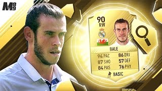 Скачать FIFA 17 BALE REVIEW 90 BALE FIFA 17 ULTIMATE TEAM PLAYER REVIEW