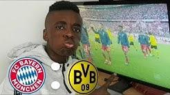 FC Bayern Vs Dortmund LIVEREACTION