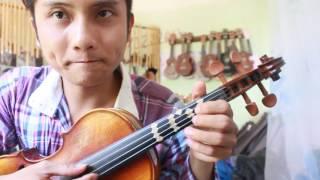 hướng dẫn violon bài thần thoại