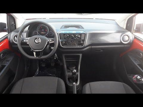 Actuoto: Volkswagen Up! le loup dans la bergerie. L'intérieur (2/3)
