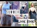 Summer Look Book 2015