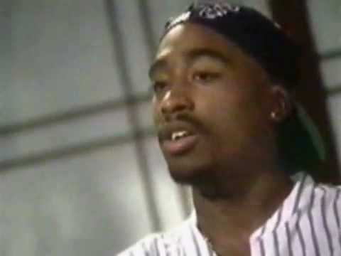 2pac - In His Own Words (Documentary) Part 2