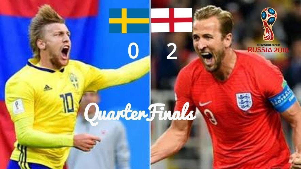 Download Sweden vs England 0 2  All Goals  Highlights  07072018 HD World Cup