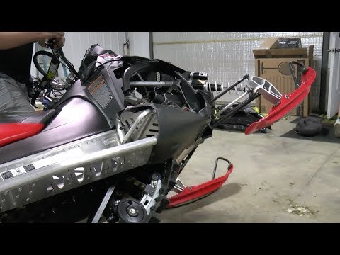 Cobra Pull Cord Installation | 2014 Polaris Switchback Assault