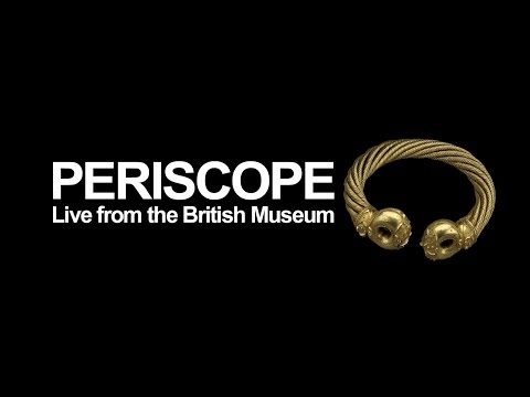 Behind the scenes with Celtic objects: a live Periscope tour with curators!