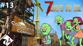 7 Days to Die: Day 13 Little BookShop of Bothers (Valmod Overhaul)