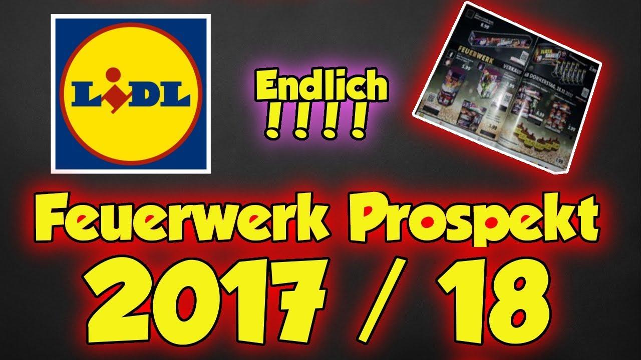 Lidl Silvester Prospekt 20172018 Neuheiten Endlich Feuerwerk