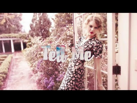 Taylor Swift - Tell Me (Acoustic) (Lyrics) (Unreleased Song) HD