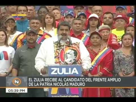 """Maduro sobre la """"élite de Enelven"""" responsable de la crisis eléctrica en el Zulia: Ordena detenerlos"""