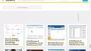 18  Free Data Recovery Software for pc