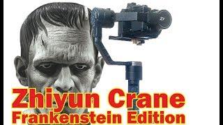ШОК! Обзор Zhiyun Crane Frankenstein Edition