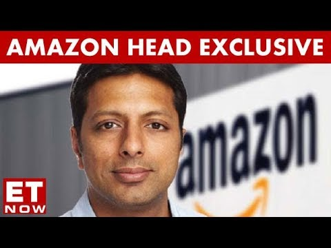 Amazon India Head Amit Agarwal At His Candid Best | Startup Central
