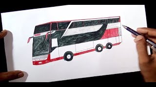 Drawing A Bus