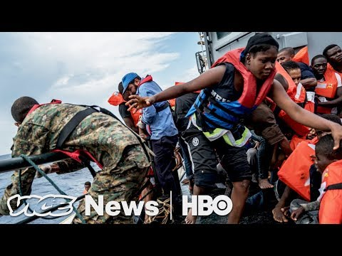 Italy Is Paying Libya To Intercept Migrants On The Mediterranean (HBO)
