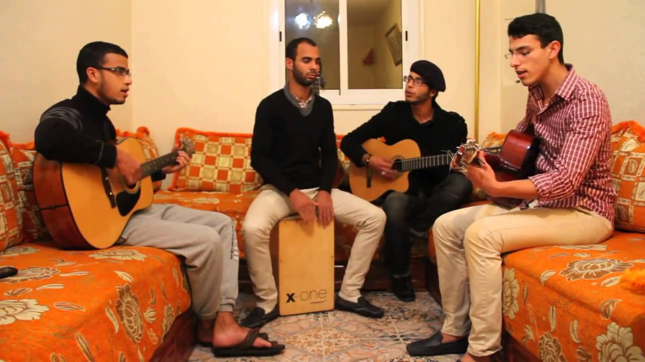zina مواهب مغربية