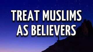 Treat Muslims as believers - Musa Cerantonio