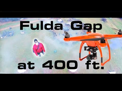 Fulda Gap from the Sky!!
