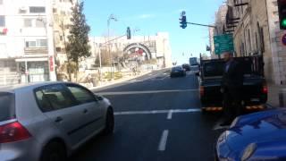 Jerusalem cars