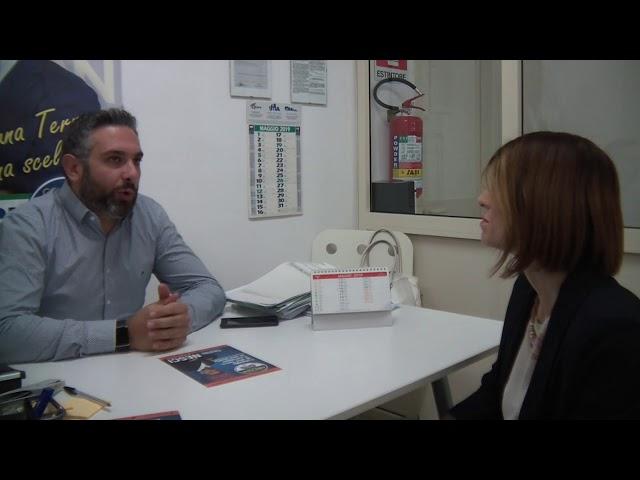 INTERVISTA A DENIS NESCI CANDIDATO EUROPEE FDI