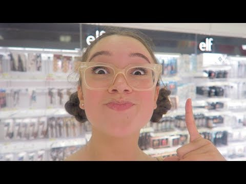 I Shop For An ELF Makeup Starter KIT At Target! FionaFrills Vlogs