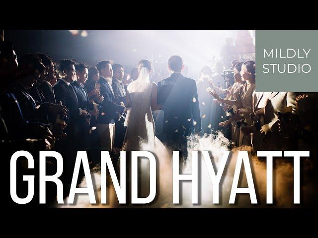 Wedding Photography @ Grand Hyatt Erawan by mildly studio ถ่ายภาพ แต่งงาน แกรนด์ ไฮแอท เอราวัณ