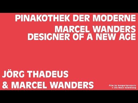 Talk. Marcel Wanders