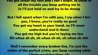Laying Me Low - David Cook Lyrics
