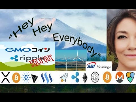 GMO Exchange now Aozora BANK, SBI Crypto Funds Clean Mining Lancium, Write the SEC for ETF!