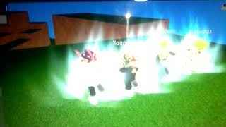 Party of mys in roblox db rage part 3