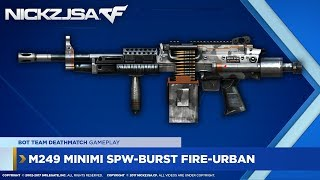 M249 Minimi SPW-Burst Fire-Urban | CROSSFIRE China 2.0