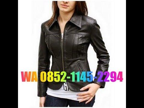 WA 0852-1145-2294 |Model Jaket Kulit Wanita