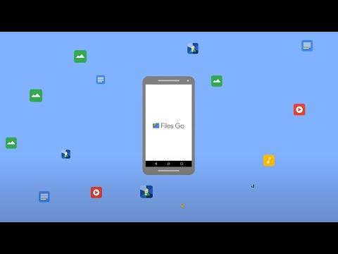 Files Go dari Google: Kosongkan ruang simpan di ponsel Anda