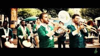 Mandé Brass Band - Teaser live - Africajarc 2016