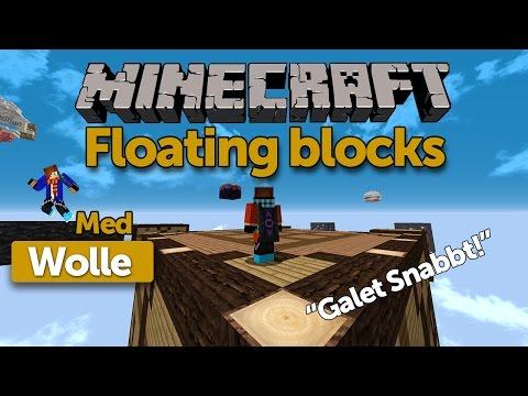 "Floating Blocks: Med Wollefication! - ""SPRING""!!"