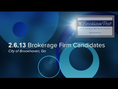 2.6.13 Brokerage Firm Candidate: Cushman Wakefield
