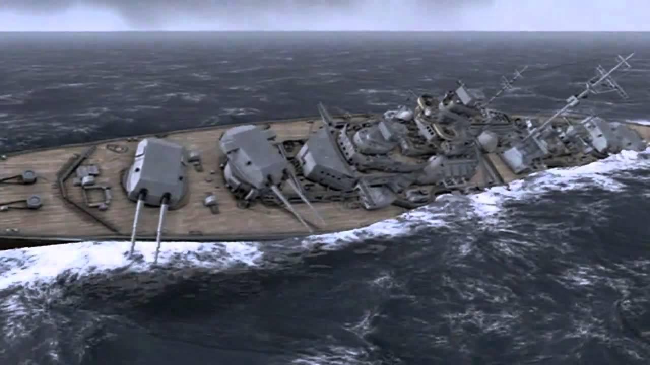 James Cameron S Expedition Battleship Bismarck Documentary