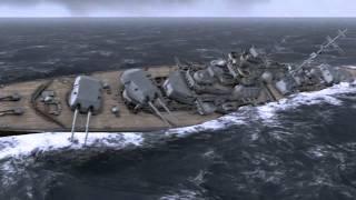 James Cameron's Expedition Battleship Bismarck documentary english part 3