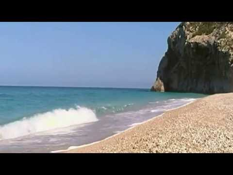 Relaxing Nature Sounds Sea, Sounds-Soothing Sound of Nature-Ionian Sea Waves