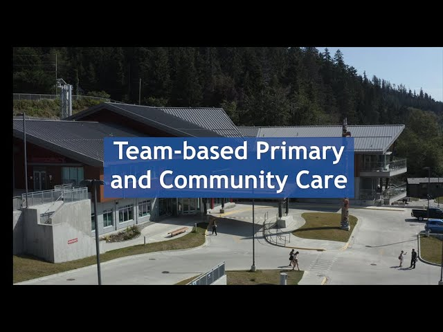 Interprofessional team-based primary and community care