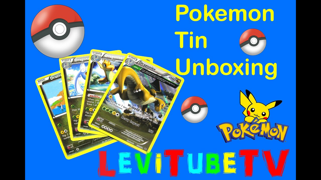 Pokemon card tin unboxing dragonite ex pokemon wbig bro dillyn pokemon card tin unboxing dragonite ex pokemon wbig bro dillyn pokmon cards trading cards colourmoves Image collections