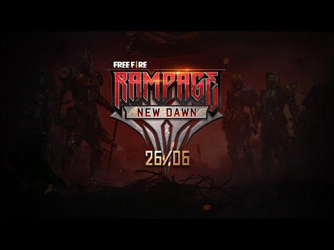 Rampage New Dawn - Teaser | Garena Free Fire