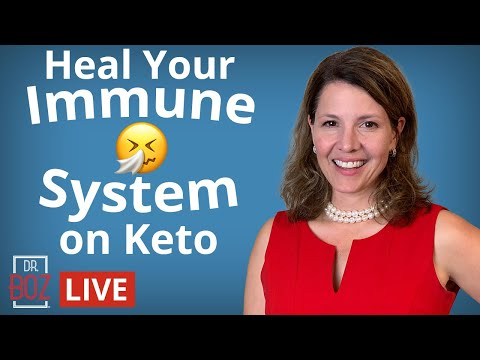 Keto Diet & Immune System, Autoimmune, and Allergies