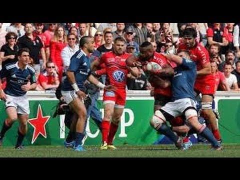 [1/2 finale] Match entier Toulon- Munster (24-16) 2014