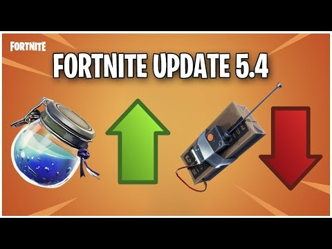 NEW Early Preview On Fortnite Update 5.4 (Coming Soon)!