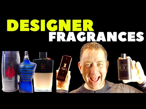 Hall Of Fame Designer Fragrance Flankers
