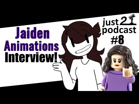 Jaiden Animations Interview! - just2podcast #8