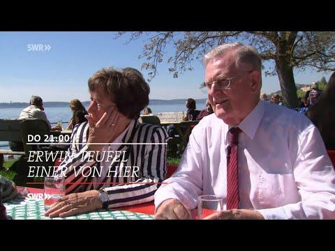 Erwin Teufel - einer der Großen im Südwesten. Ein Porträt im SWR Fernsehen.