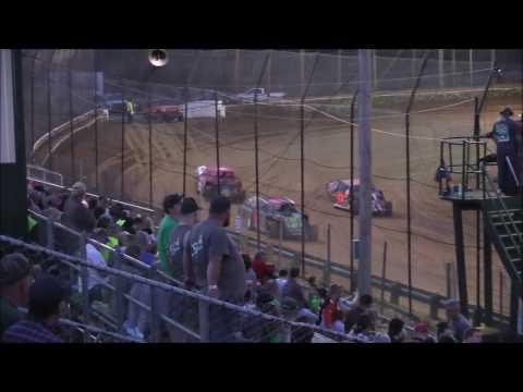 Sport Mod Heat #1 from Moler Raceway Park, April 14th, 2017.